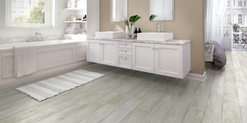 Quickstep Livyn Balance Glue Plus Artisanale Planken Grijs